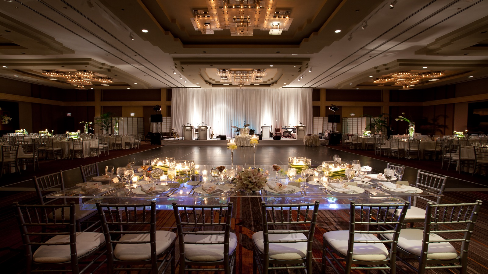 Wedding Space At Westin River North
